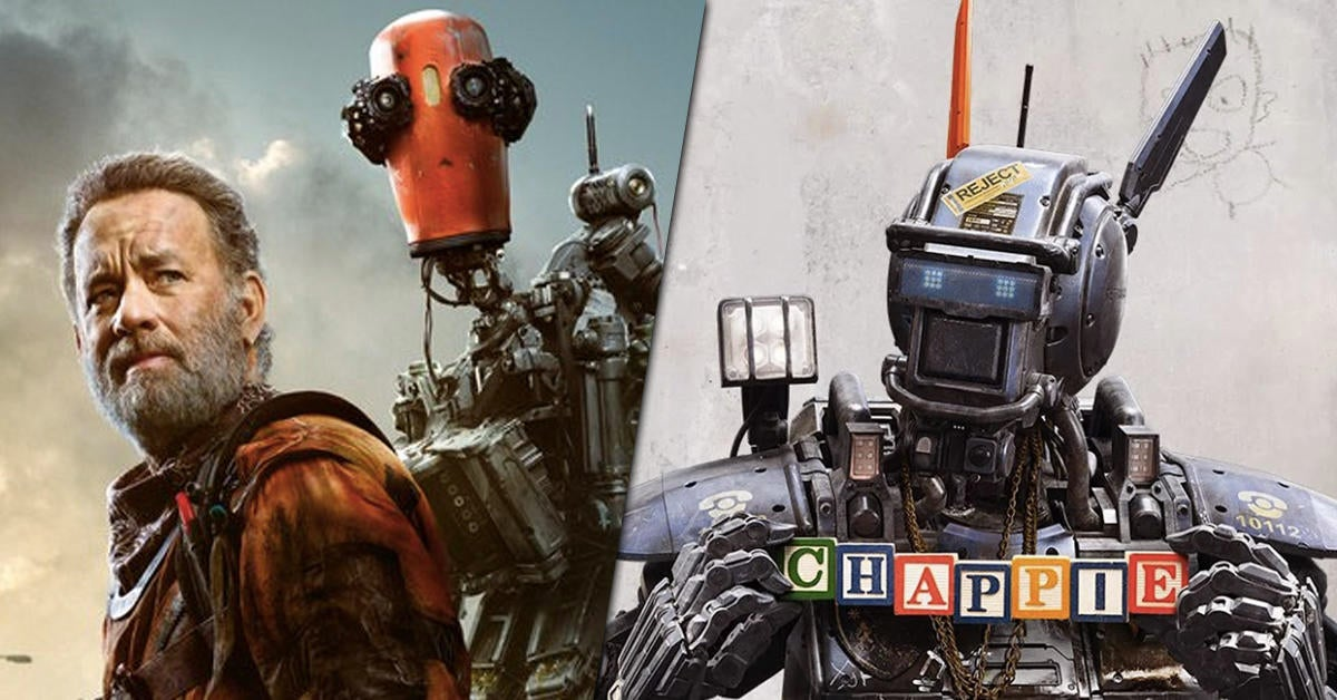 Movie Fans Are Comparing Finch To Chappie
