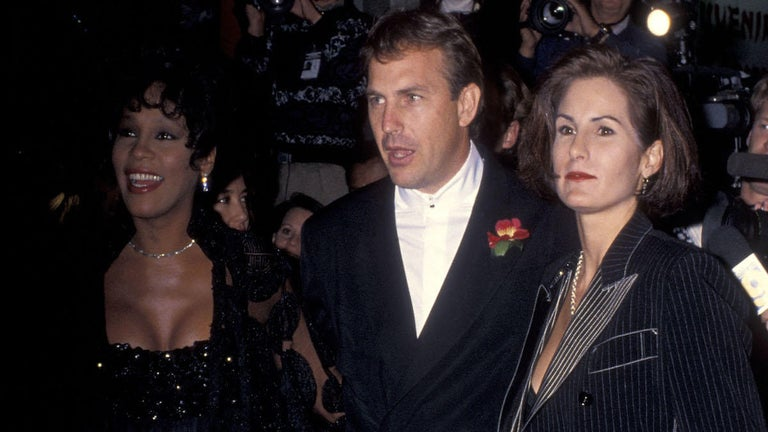 Kevin Costner and Whitney Houston's 'The Bodyguard' Is Getting a Remake