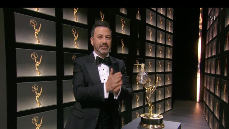 Emmys 2020: Most Bizarre Moments