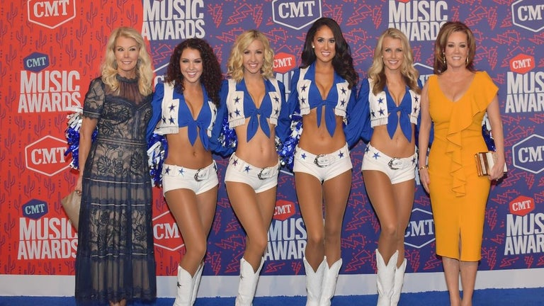 'Dallas Cowboys Cheerleaders: Making the Team': Kelli Finglass Teases What to Expect From 16th Season (Exclusive)