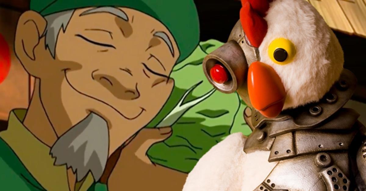avatar-last-airbender-cabbage-man-revenge-bending-robot-chicken-adult-swim
