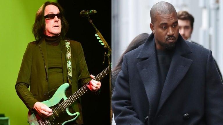 Todd Rundgren Takes Shot at Kanye West Working on 'Donda'