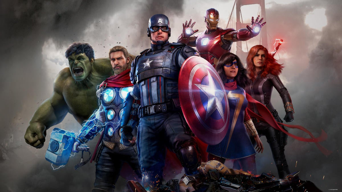 Marvel's Avengers Tease Has Players Guessing Which Hero Will Be Added Next