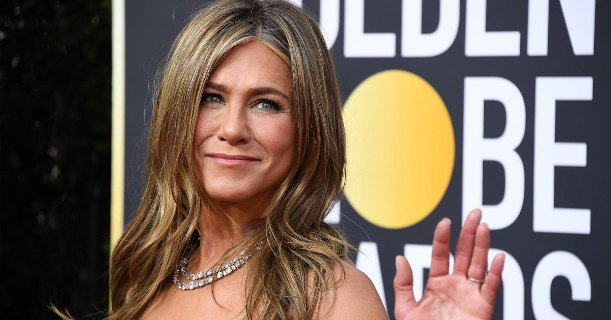 Jennifer Aniston Reveals Reason for Not Attending Emmys Despite 'Friends' Nominations.jpg