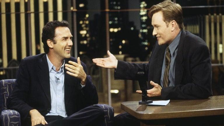 Conan O'Brien Reveals NBC Tried to Ban Norm Macdonald on His Show