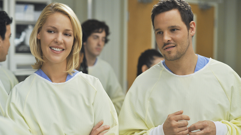 Katherine Heigl Claims Real Reason for 'Grey's Anatomy' Exit Had Little to Do With Feud Rumors