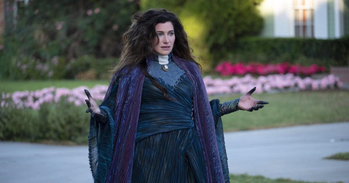 Kathryn Hahn Hopes to Reprise Emmy-Nominated WandaVision Role for Marvel