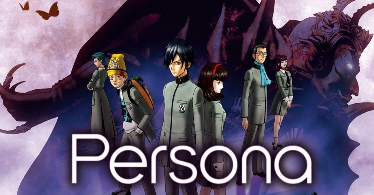Persona 25th Anniversary Celebrated by Atlus - ComicBook.com