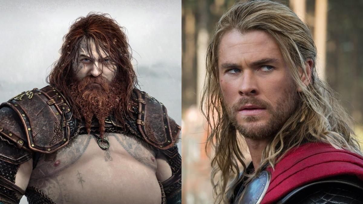 God of War Ragnarok Director Reveals Why Thor Doesn't Look Like Chris Hemsworth - ComicBook.com