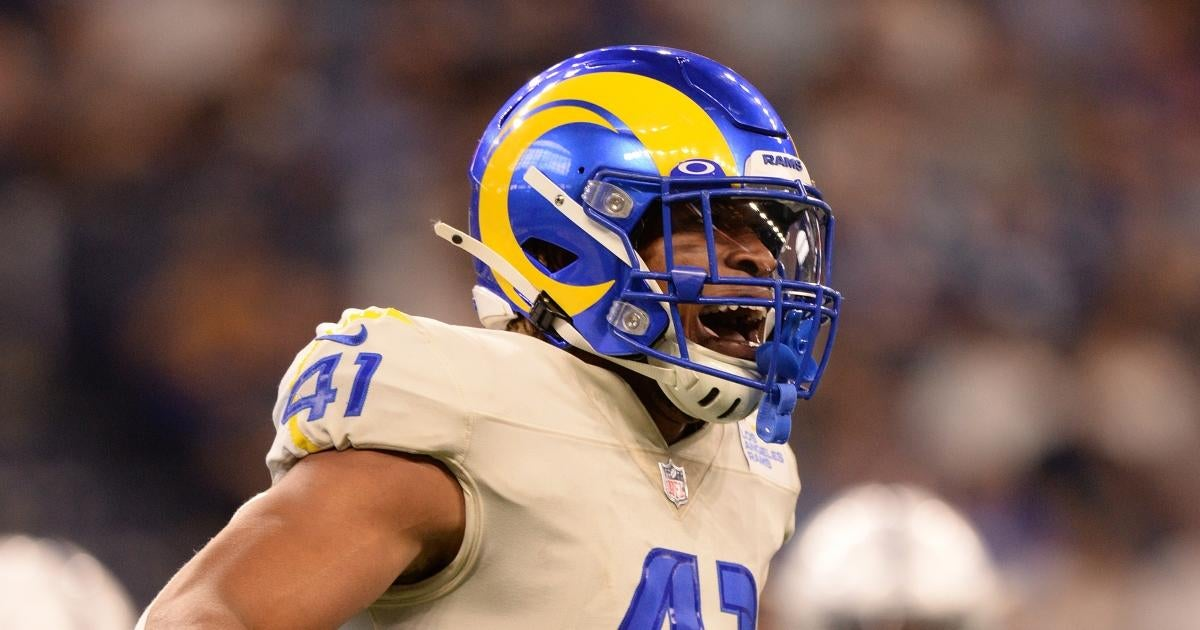 rams-linebacker-kenny-young-ejected-colts-game-conteact-official-hat