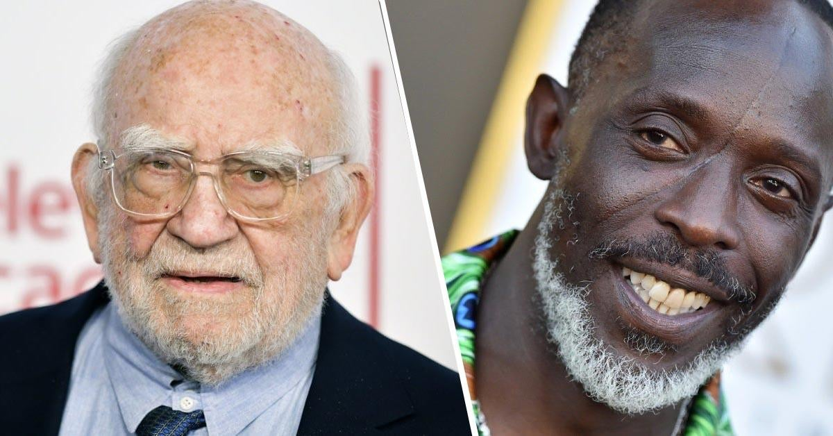 Emmy Awards In Memoriam Honors Ed Asner, Michael K. Williams, Norm Macdonald and More