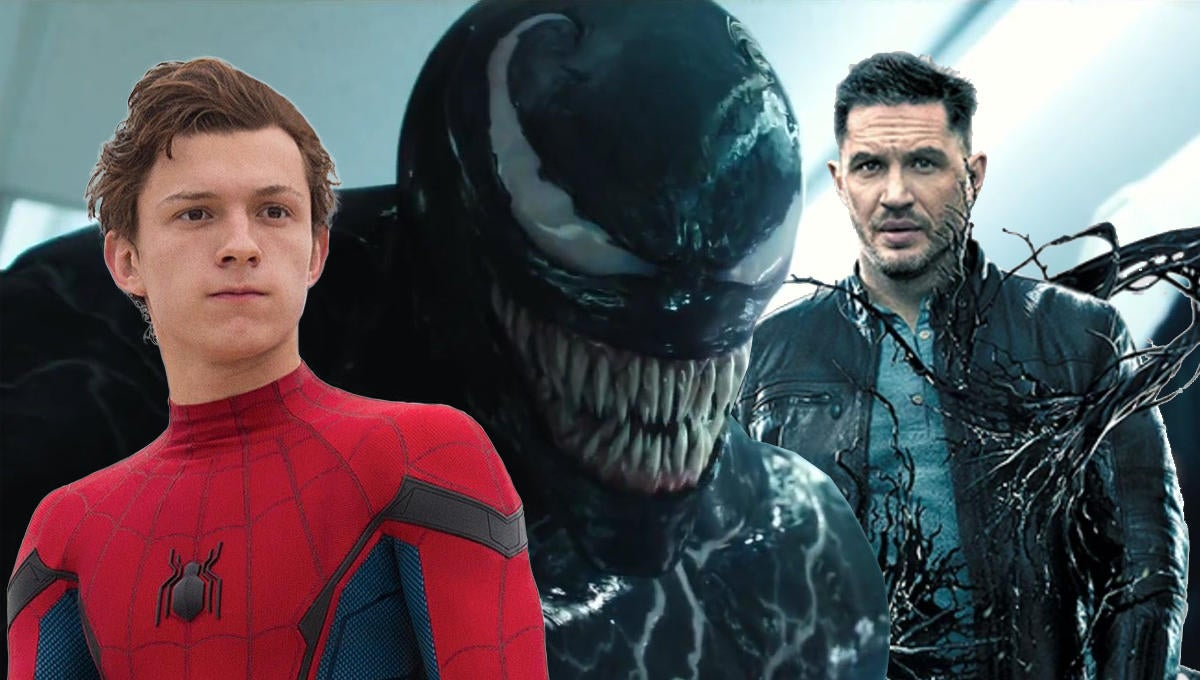 Venom 2: Tom Hardy Teases Spider-Man Crossover Soon (Exclusive)