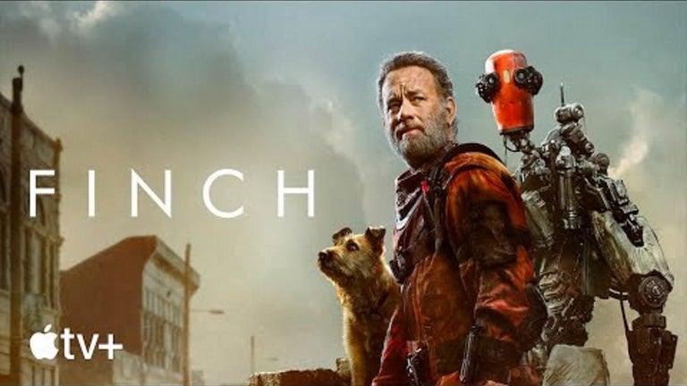finch-tom-hanks-movie-apple-tv-plus