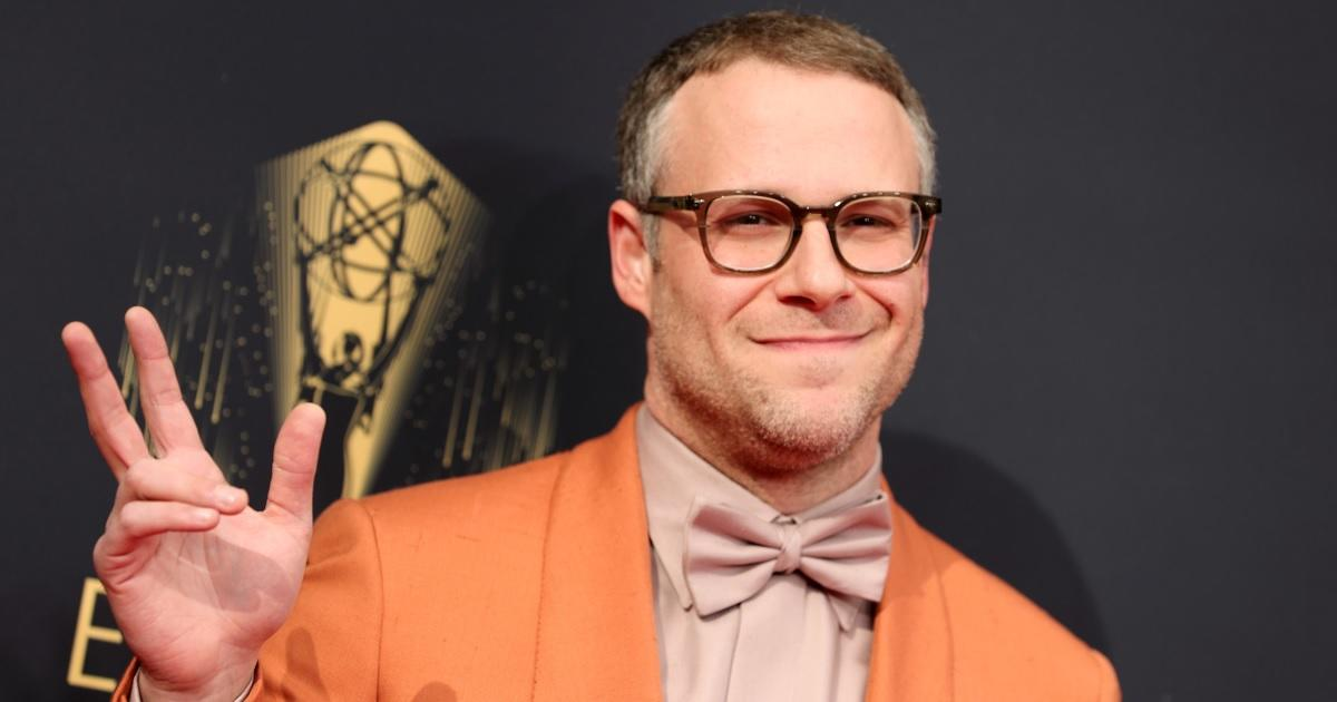 Seth Rogen Says What Many Were Thinking About Emmys COVID Measures to Kick off Show.jpg