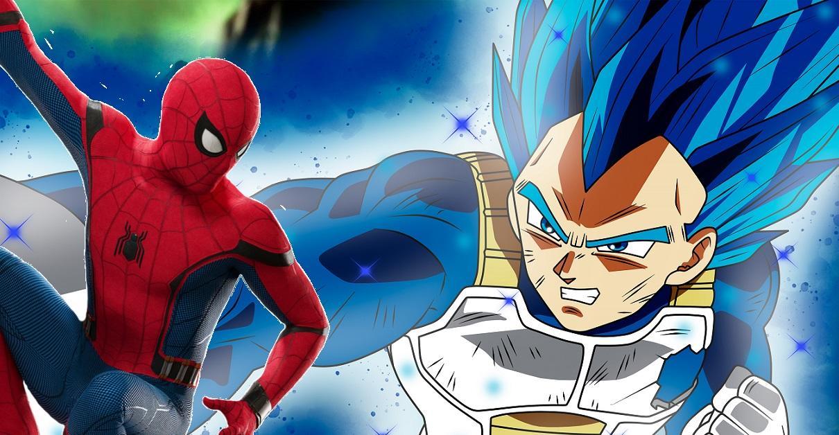 dragon-ball-vegeta-spider-man