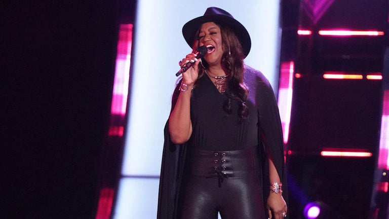 'The Voice': Blake Shelton Calls Wendy Moten's 4-Chair Turn a 'Top 3 Blind Audition of All Time'