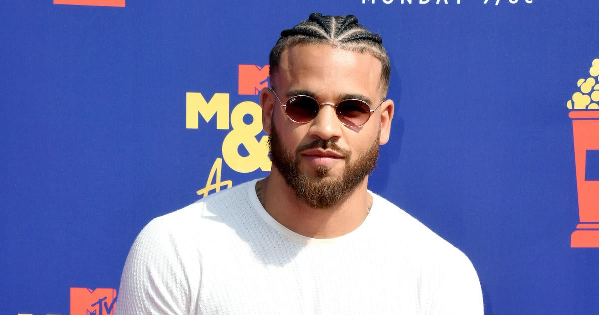 Cory Wharton Draws Ire From 'Teen Mom' and 'The Challenge' Fans After Refusing to Get Vaccinated.jpg
