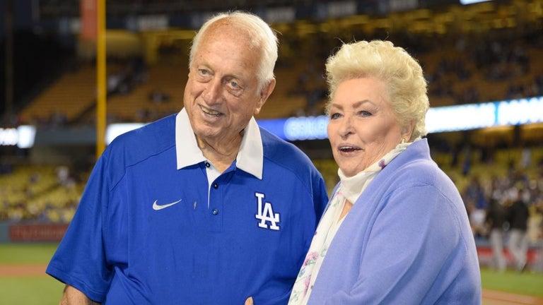 Jo Lasorda, Widow of Legendary Dodgers Manager Tommy Lasorda, Dead at 91