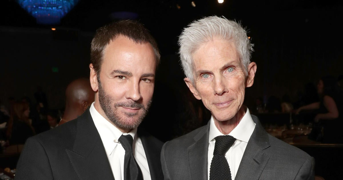 Richard Buckley, Fashion Editor and Husband to Tom Ford, Dead at 72.jpg