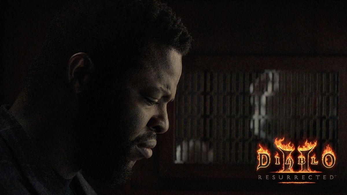 Diablo 2: Resurrected Releases Live-Action Trailer Featuring Winston Duke
