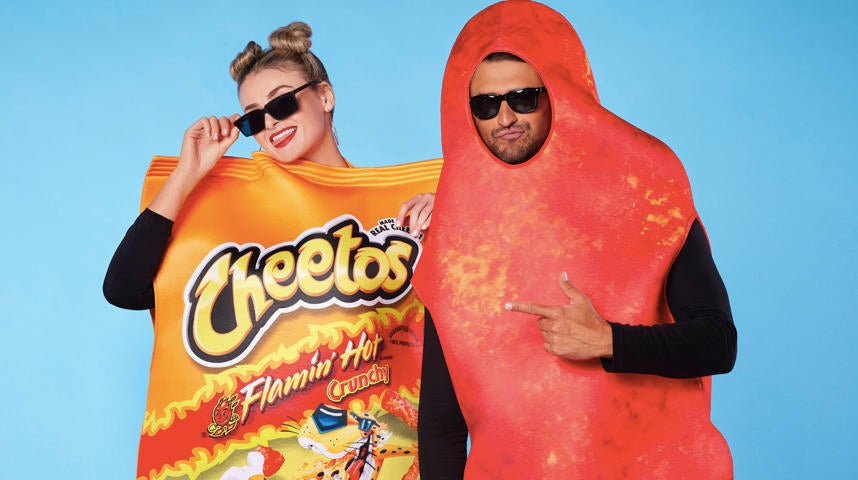 flamin-hot-cheetos-costume-couples