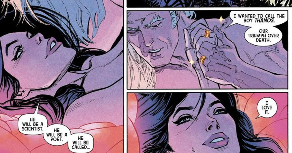 Marvel Reveals Major Surprise About Thanos