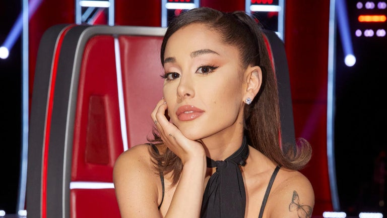 'The Voice': Ariana Grande Says She's 'Broken Every Rule' in Her Contract