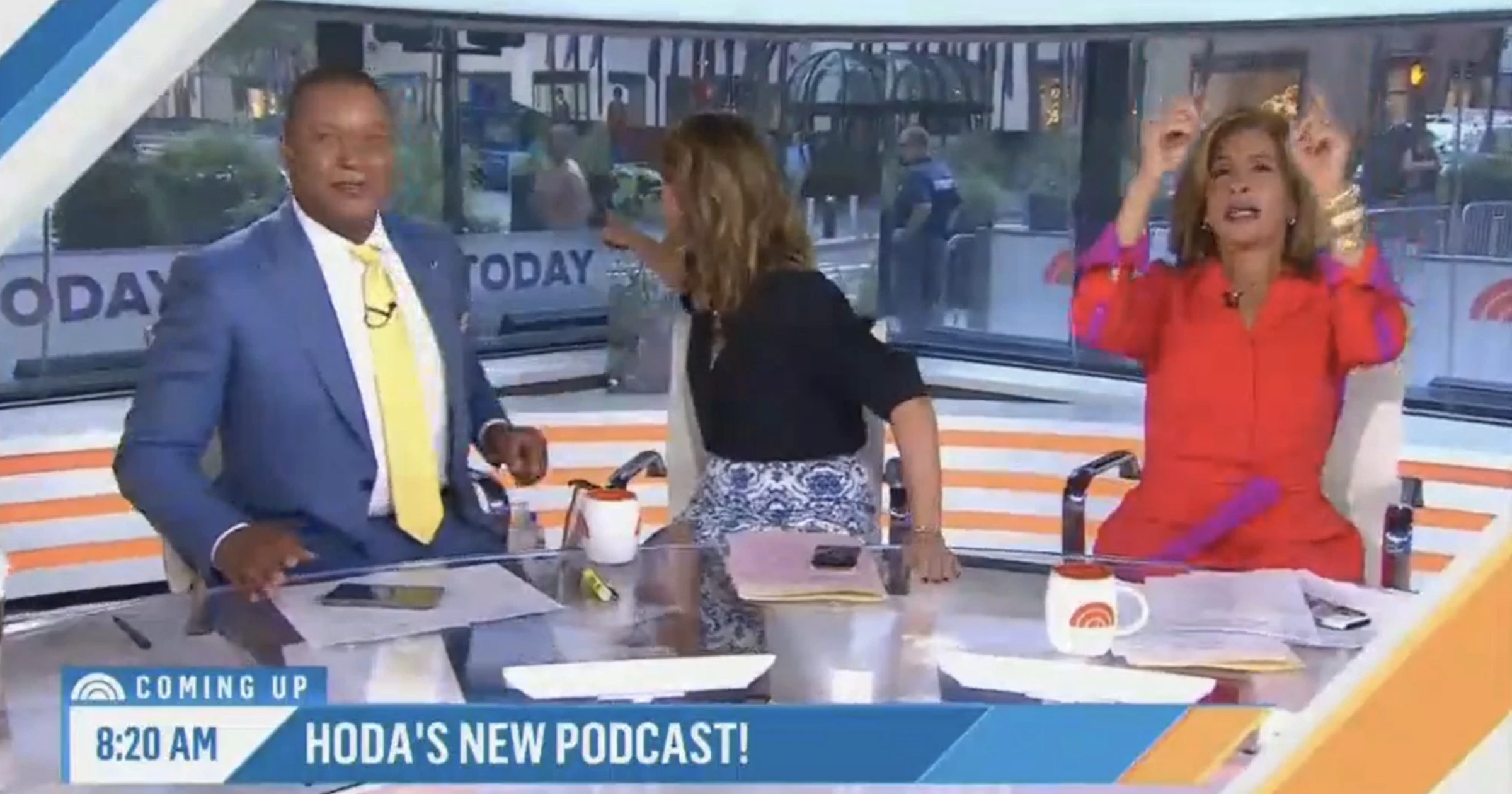 'Today' Show Team Responds After Getting Interrupted by Streaker.jpg