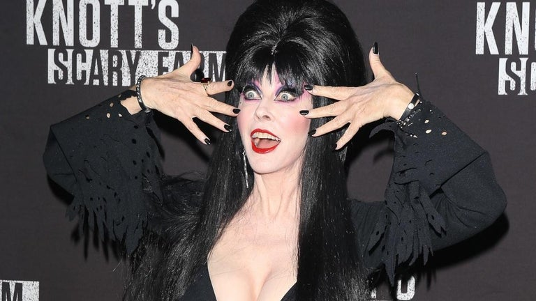 'Elvira' Star Cassandra Peterson Gives First Interview Since Coming out at 70 Years Old