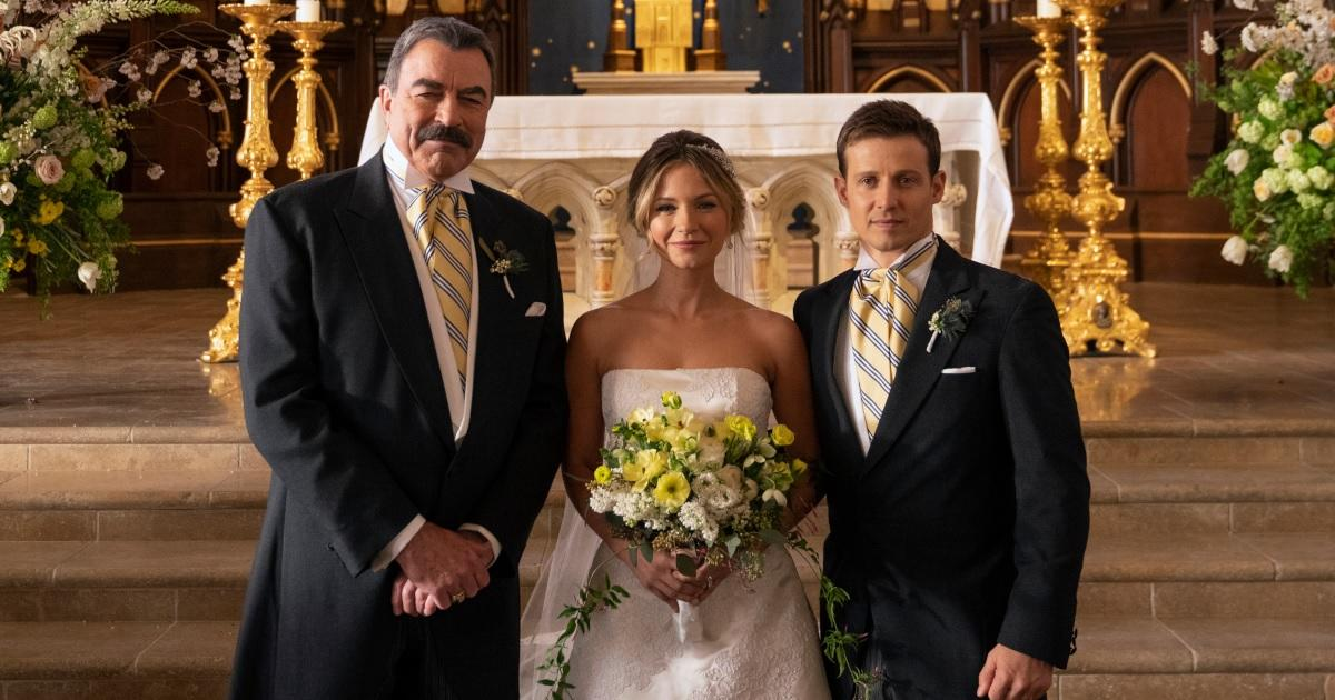 'Blue Bloods' Star Vanessa Ray Teases 'Masterpiece' Premiere Scene Courtesy of Tom Selleck (Exclusive).jpg