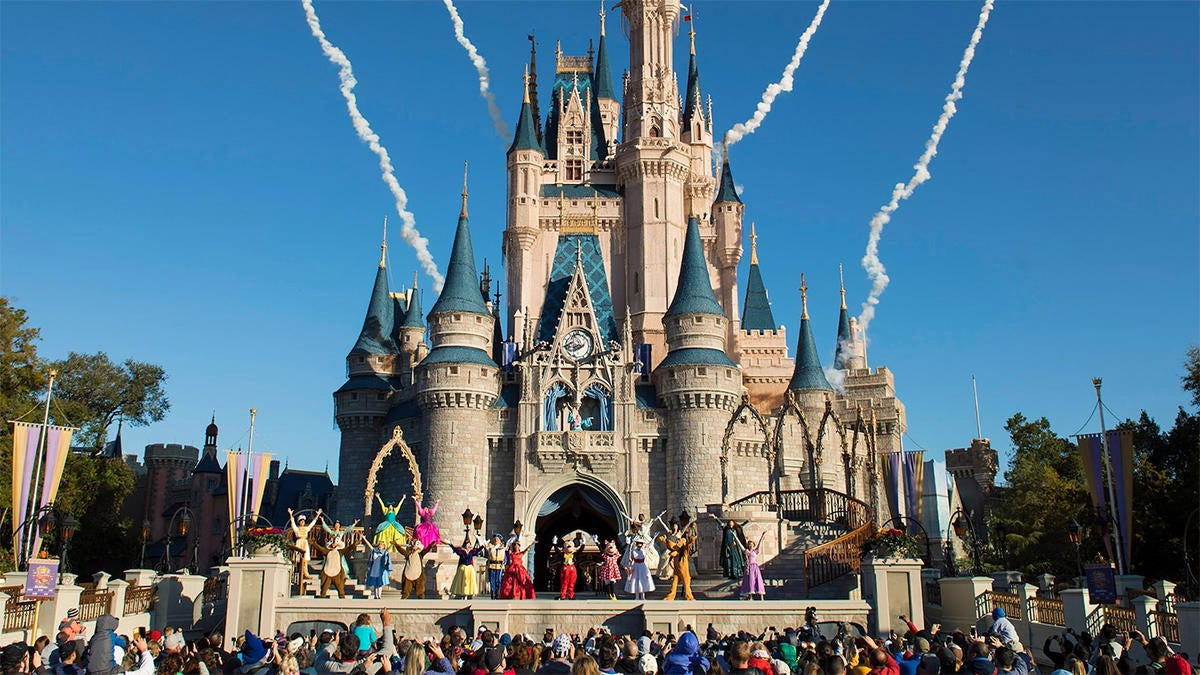 Disney World Changes Names of Character Meet-and-Greets