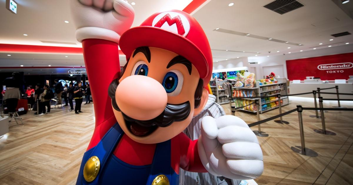 'Super Mario Bros.' Cast Revealed, Including Marvel Star in Title Role.jpg