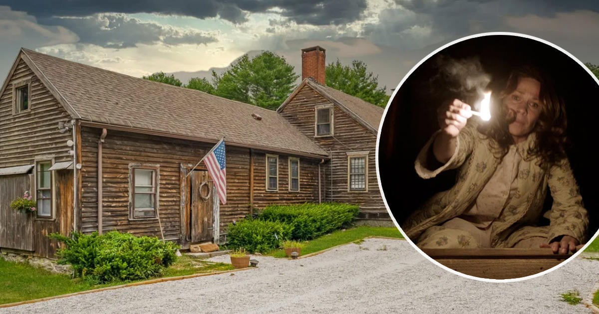 'The Conjuring' House Is up for Sale and It's Still Haunted.jpg