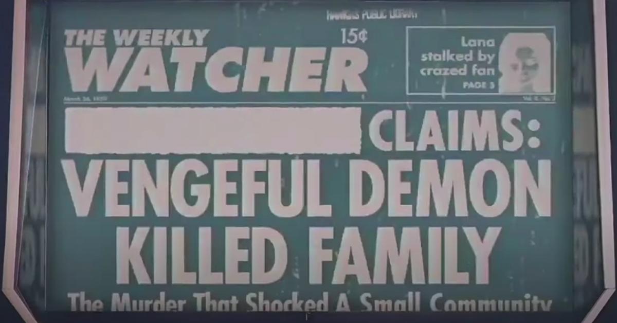Netflix's TUDUM Teaser Scares Up Creepy Peek at Stranger Things 4