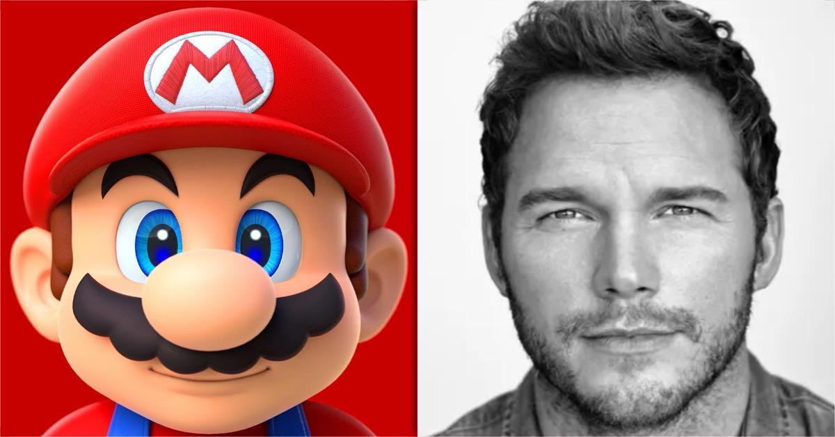 Watch: Chris Pratt Teases Mario Voice in Super Mario Bros. Movie