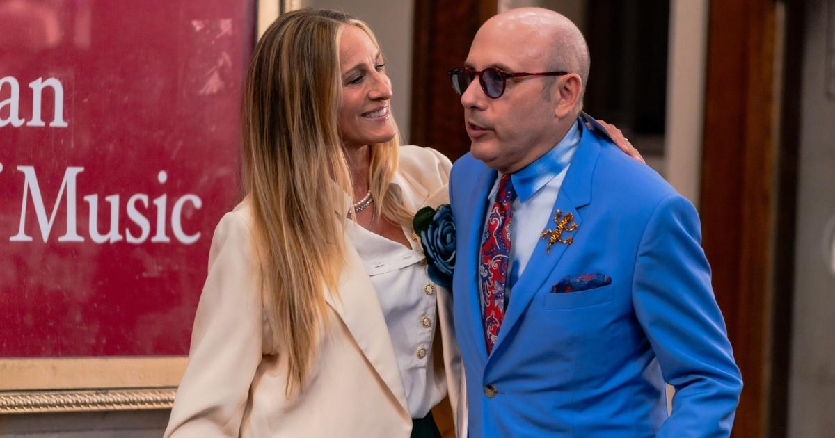 Sarah Jessica Parker Says 'Sex and the City' Co-Star Willie Garson's Death Has Been 'Unbearable'.jpg