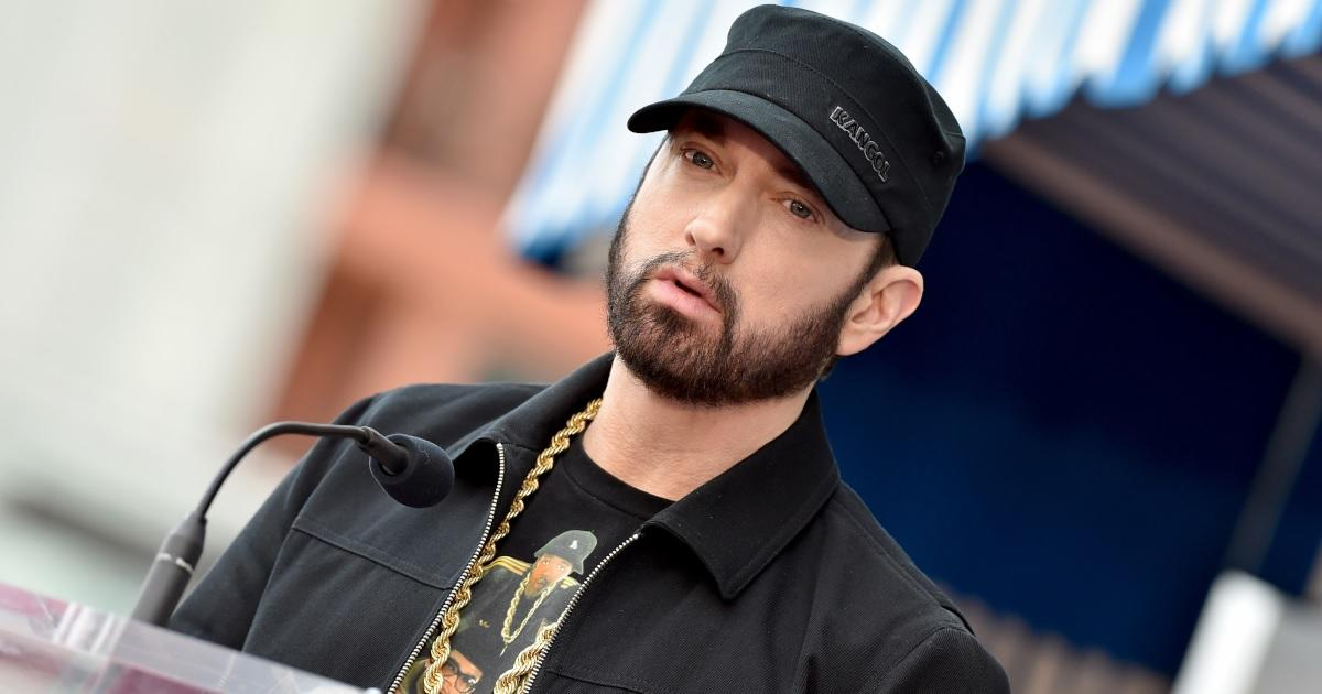Eminem Launching Mom's Spaghetti Restaurant in Detroit, With Local Ads to Entice '8 Mile' Fans.jpg