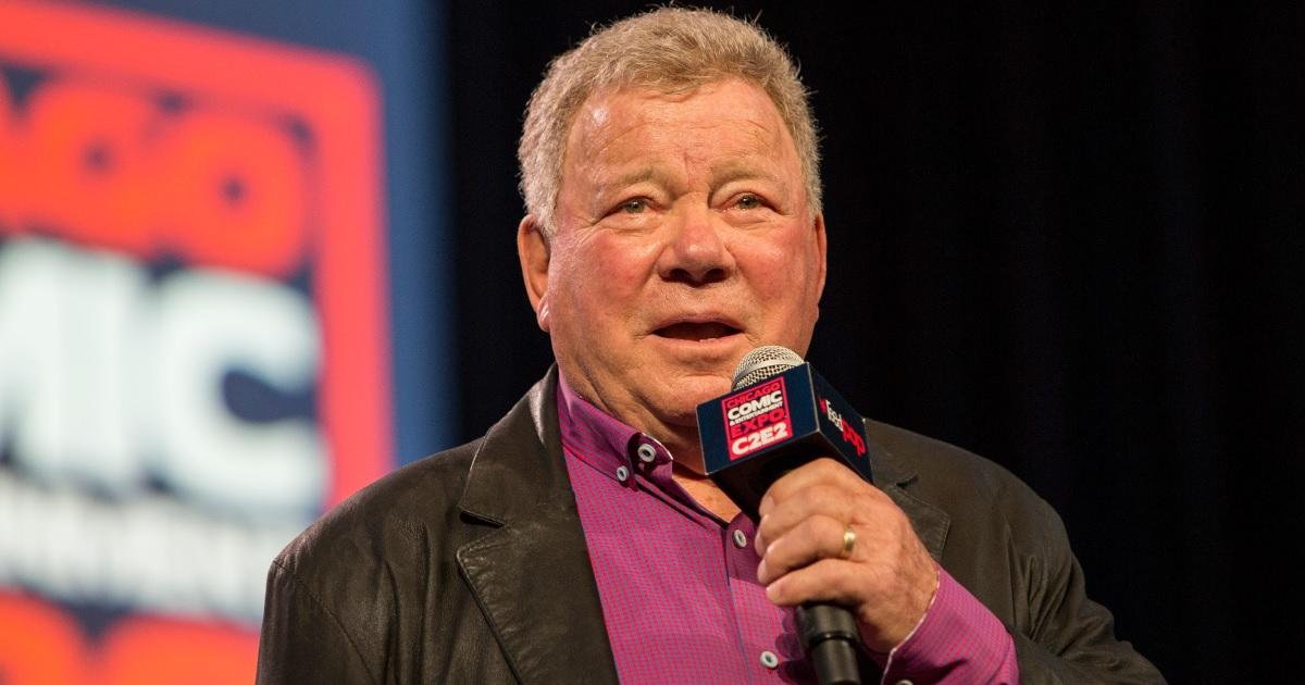 William Shatner Trekking to Space For Real at 90 as Part of Next Blue Origin Launch.jpg