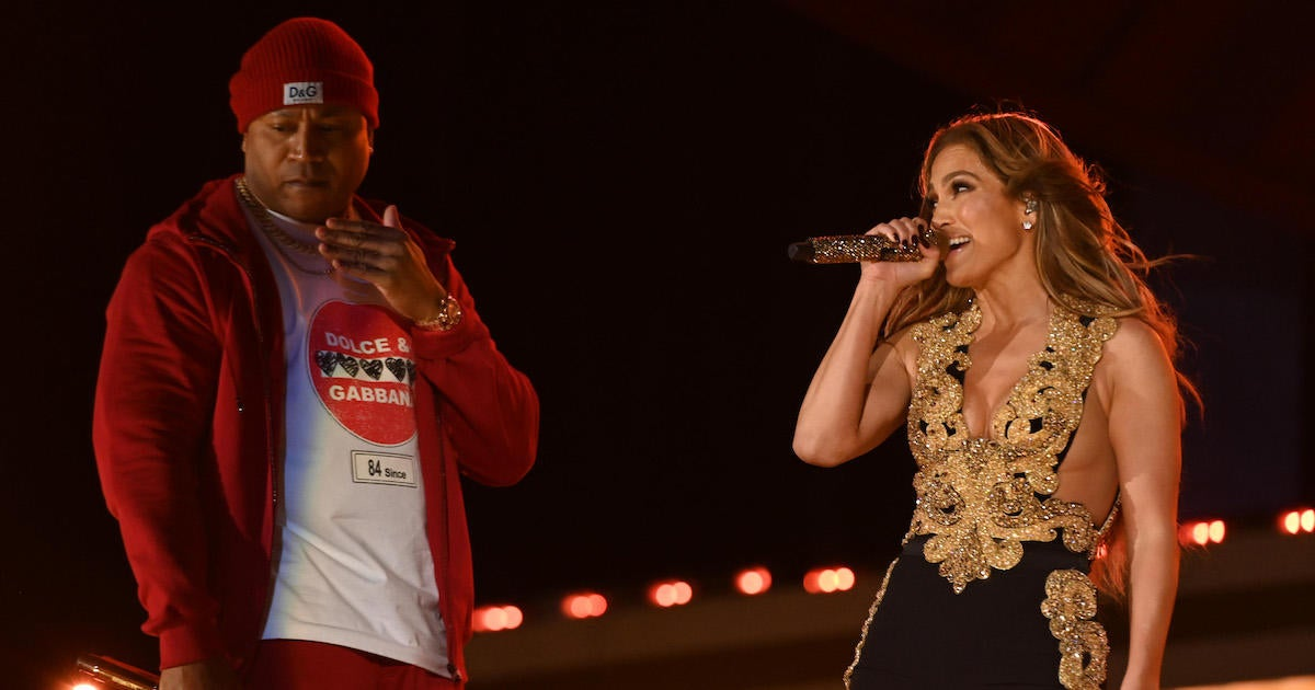 Jennifer Lopez Teamed With 'NCIS: LA' Star LL Cool J for Throwback 'All I Have' Global Citizen Performance.jpg