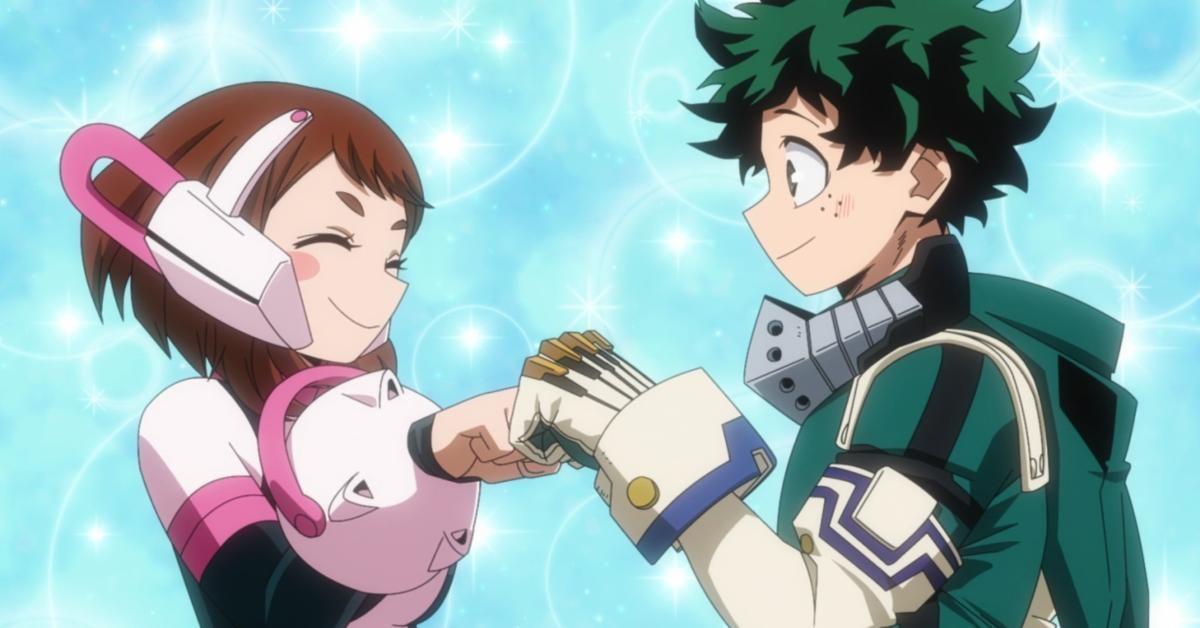my-hero-academia-izuku-ochaco-fist-bump-anime-season-finale