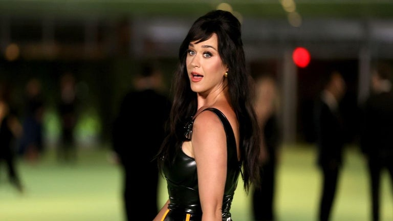Katy Perry Steps Back in Time With Hairstyle During Night out With Orlando Bloom