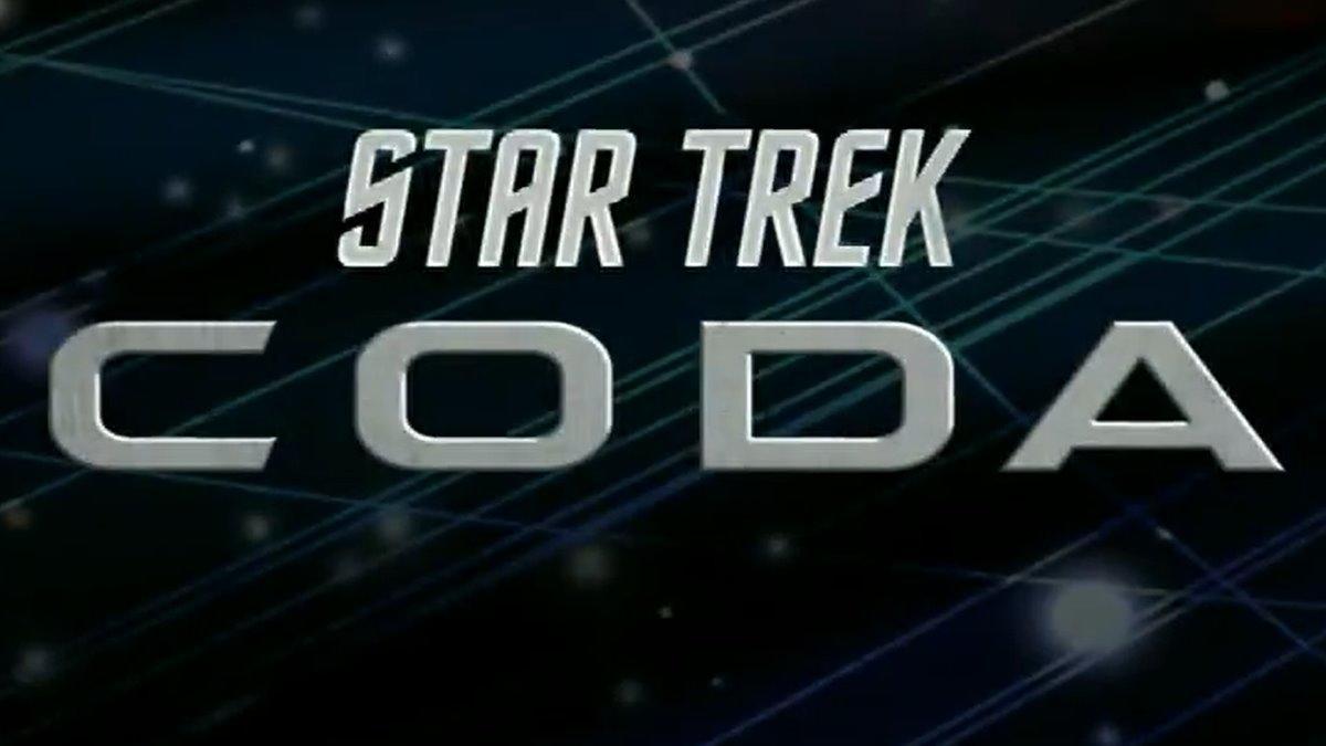 Star Trek: Coda Trailer Released