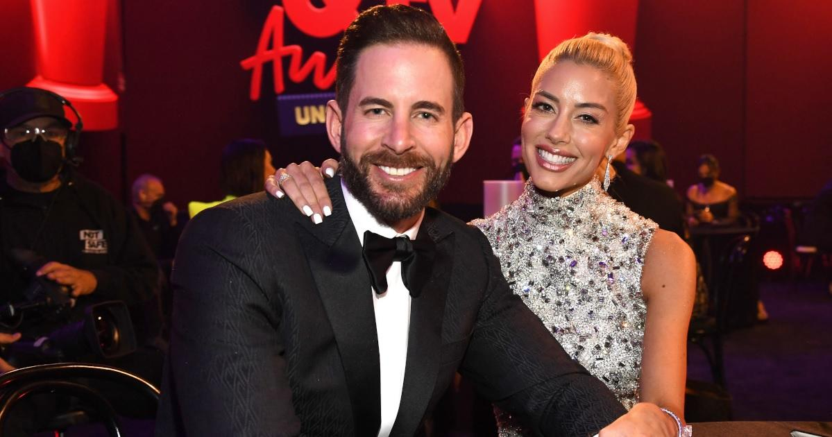Christina Haack's 'Awesome' Engagement Earns Surprise Reaction from Ex Tarek El Moussa and Heather Rae Young.jpg