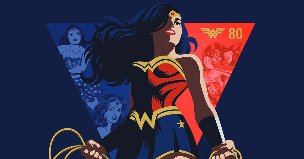 DC Announces Wonder Woman 80th Anniversary Plans