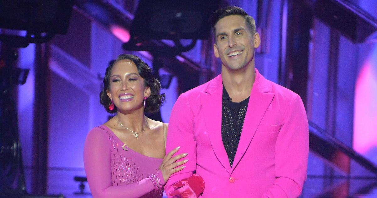 How Cheryl Burke and Cody Rigsby Continued on 'Dancing With the Stars' Despite Her Positive COVID-19 Test.jpg