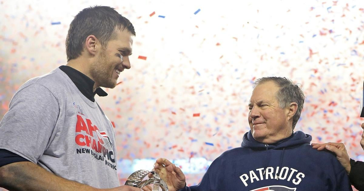 Bill Belichick Reacts to Tom Brady's Success With Buccaneers Ahead of Sunday Night Matchup.jpg