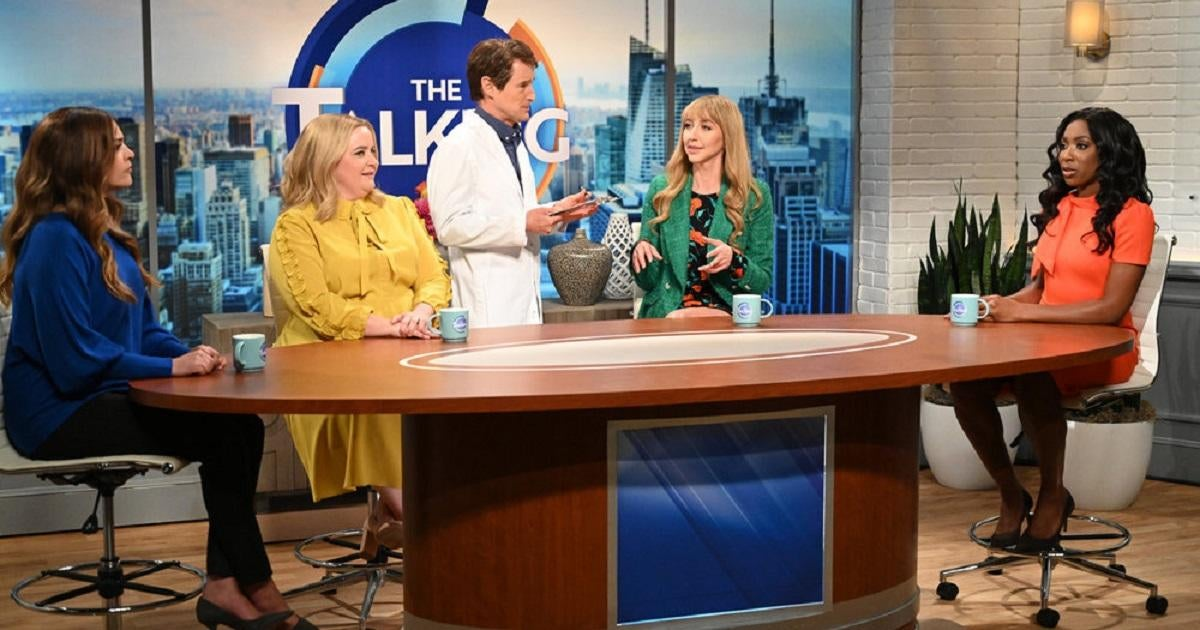 'The View': 'SNL' Mocks COVID Debacle With Disappearing Hosts.jpg