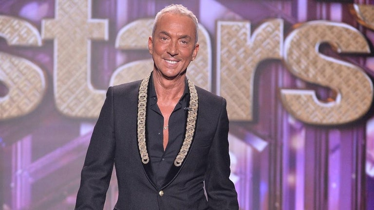 'Dancing With the Stars': Bruno Tonioli Falls out of His Chair During Britney Spears Night