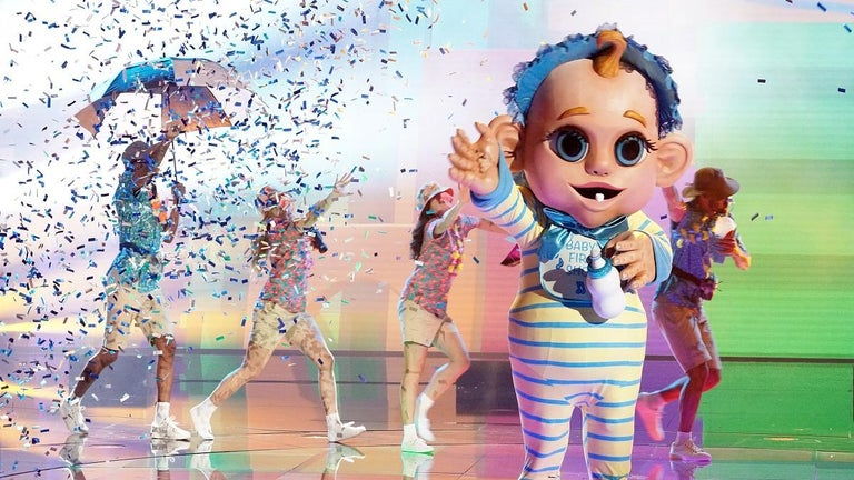 'The Masked Singer' Live Updates: Baby Unmasked