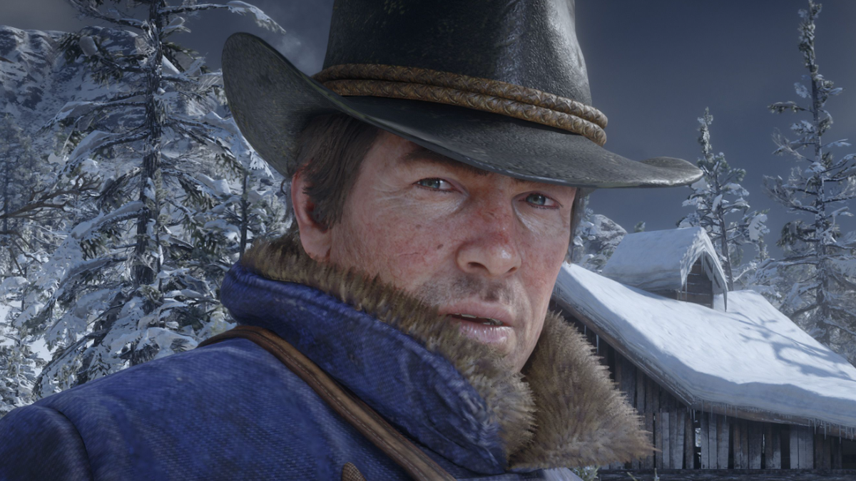 Red Dead Redemption 2 Player Discovers Incredible Arthur Morgan Detail